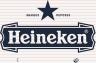 Reclamefoto's van Heineken vrijstaand maken door Weclip